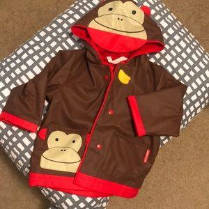 NWT Skip Hop raincoat!!